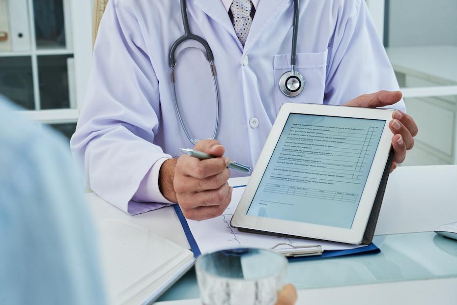 Egészségmegőrző szűrővizsgálat